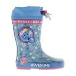 Резиновые утепленные сапоги My Little Pony 6068C_RE