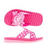 Шлёпки Peppa Pig 6750A