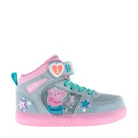 Ботинки со светящейся подошвой Peppa Pig 6850B