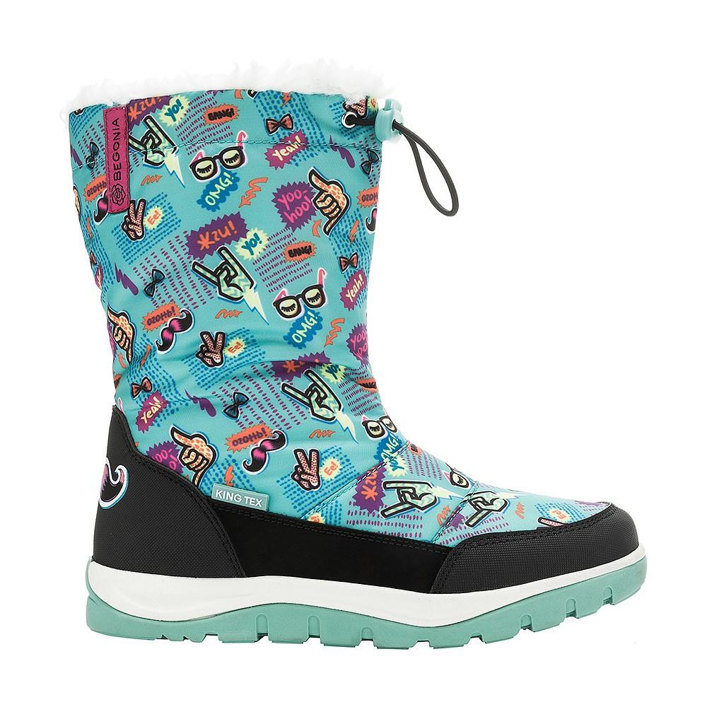 Мембранная обувь BEGONIA 6517A_33-38_222222_TW_WP 1
