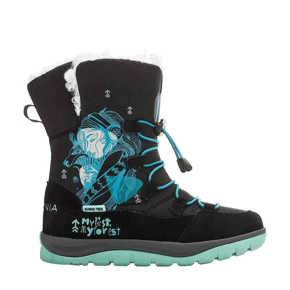 Мембранная обувь BEGONIA 6528B_33-38_222222_TW_WP 1