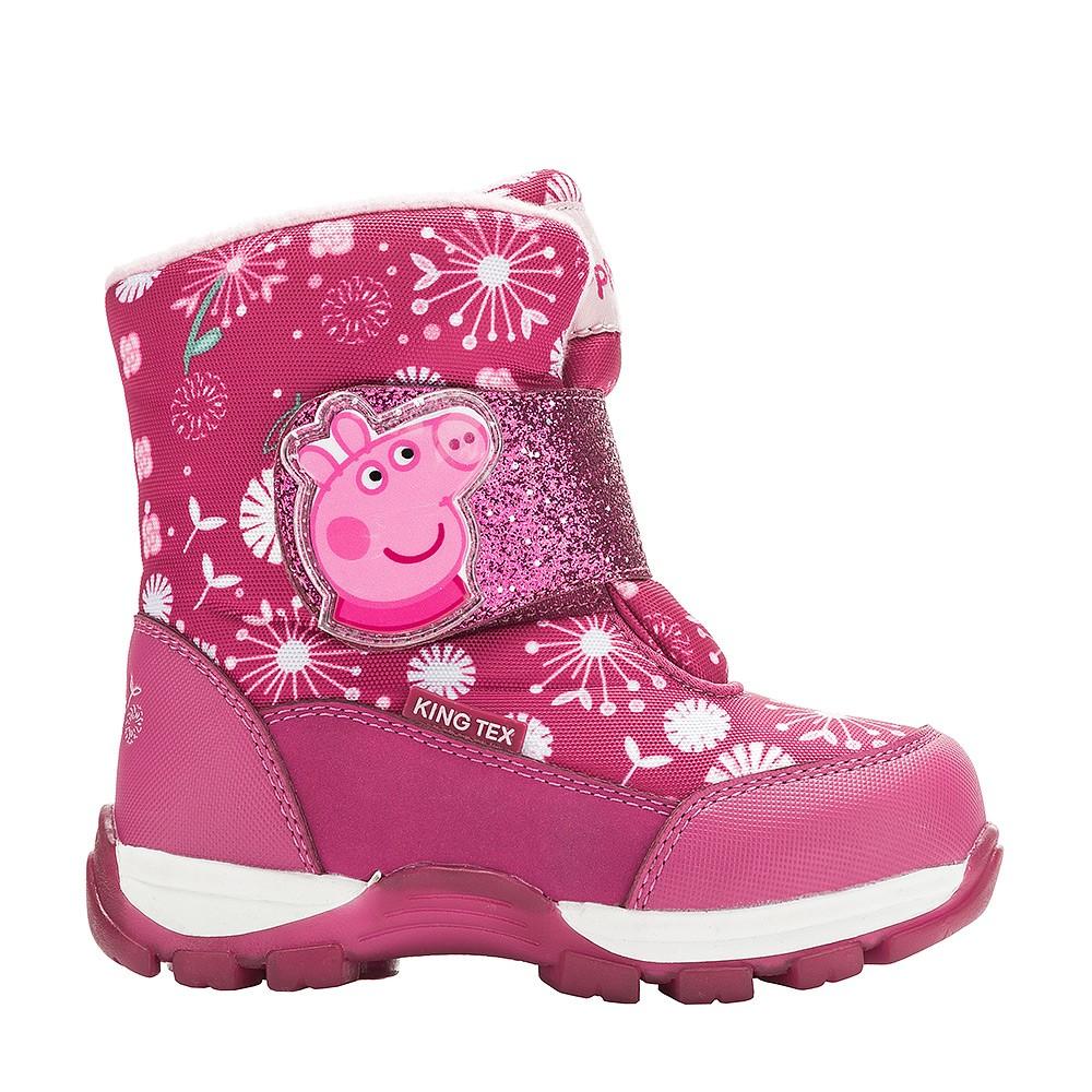 Сноубутсы Peppa Pig  1
