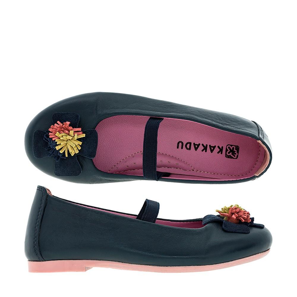 Кожаные туфли KAKADU 6608A 1