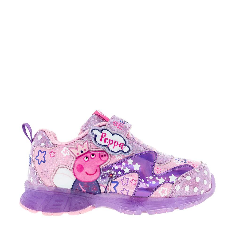 Кроссовки со светящейся подошвой Peppa Pig 6744A