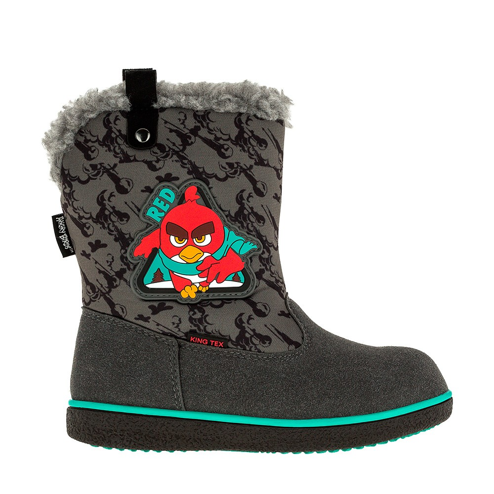 Сноубутсы Angry Birds  1