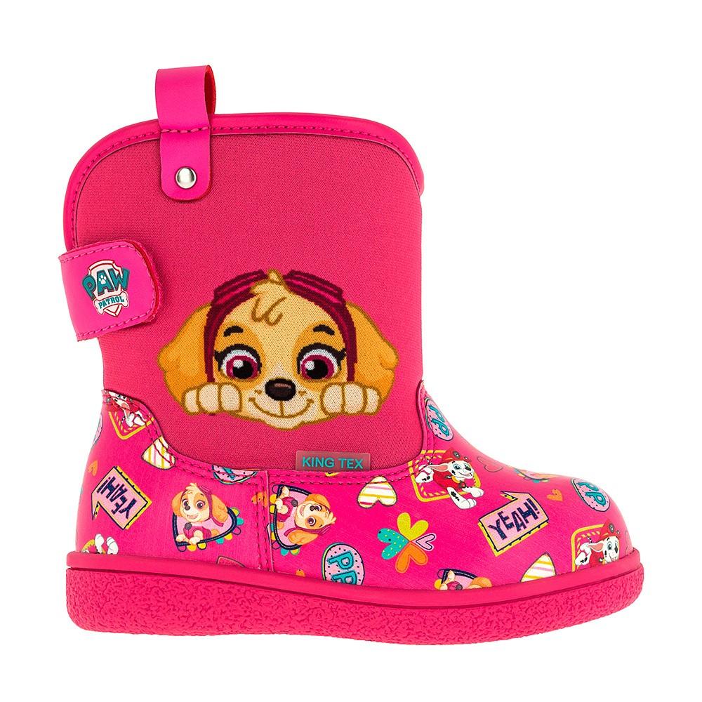 Мембранная обувь Paw Patrol