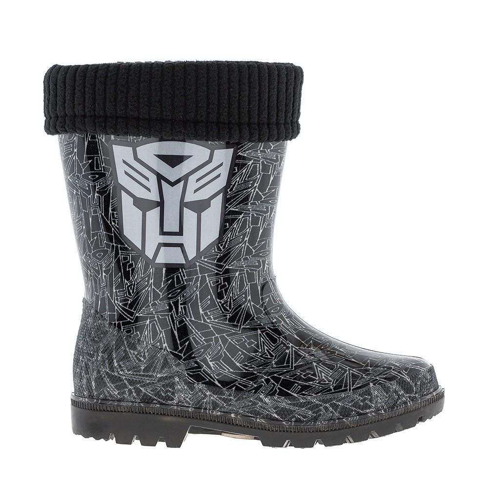 Сапожки с подсветкой каблука Transformers  1